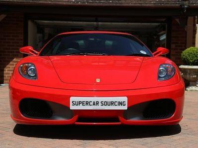 used Ferrari F430 F1 2005
