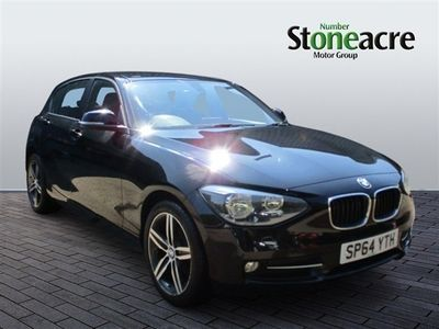 used BMW 116 1 Series i Sport 5dr