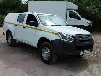 used Isuzu D-Max 1.9 TD 164 4X4 DOUBLE CAB WITH TRUCKMAN TOP