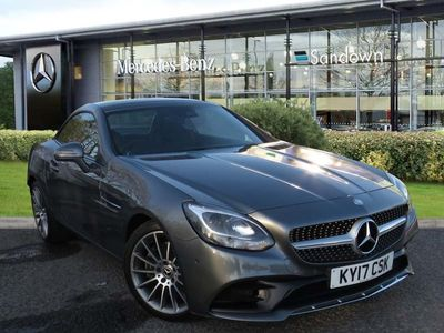 used Mercedes E250 SLC SLC D AMG LINE