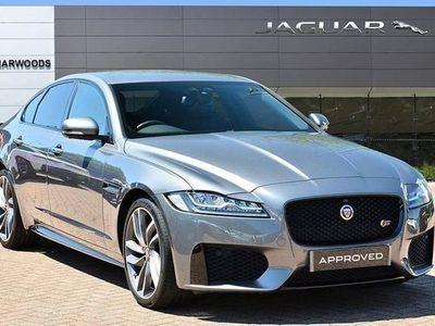 used Jaguar XF 3.0 V6 Supercharged (380PS) S