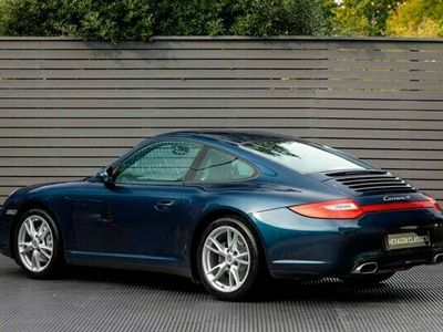 used Porsche 911 Carrera 4 911 Coupe (997) (10/08) PDK 2d