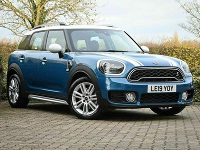 used Mini Cooper S Countryman Exclusive