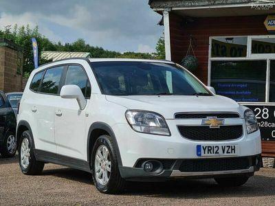 used Chevrolet Orlando 1.8 LT 16v auto