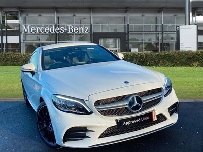 used Mercedes C43 AMG C CLASS4Matic Premium 2dr 9G-Tronic Automatic amg coupe