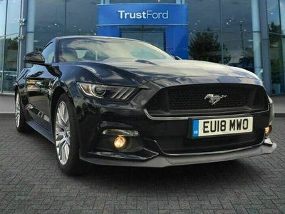 used Ford Mustang GT 5.0 V8 2dr Coupe 2018
