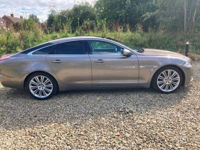 used Jaguar XJ Series 3.0d V6 Portfolio 4dr Auto only done 36890 miles f.s.h.hpi clear