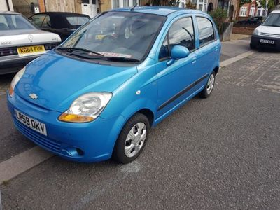 used Chevrolet Matiz Hatchback 1.0 SE+ 5d
