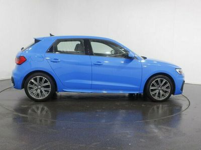 used Audi A1 Sportback 1.0 TFSI S LINE 5d 114 BHP Your dream car can become a reality with cartime's fantastic finance deals.