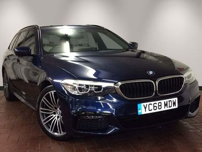 used BMW 520 5 Series i M Sport Touring 2.0 5dr