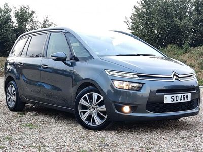 used Citroën Grand C4 Picasso 1.6 BlueHDi Exclusive+ EAT6 (s/s) 5dr
