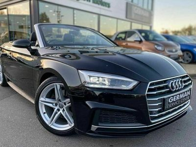 used Audi A5 Cabriolet 2.0 TFSI S Line 2dr S Tronic
