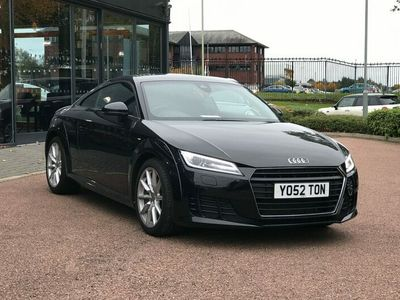 used Audi TT 2.0 TFSI Sport S Tronic (s/s) 3dr Coupe