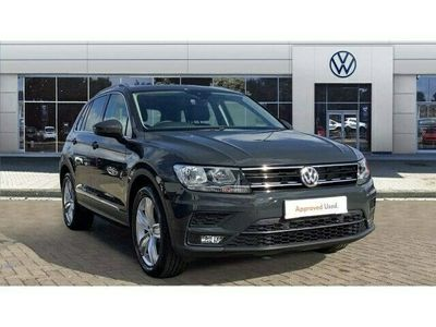 used VW Tiguan 1.5 TSi EVO 150 Match 5dr