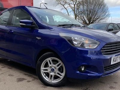 used Ford Ka 1.2 Zetec 5dr