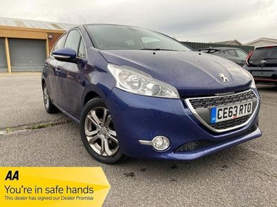 used Peugeot 208 1.4 HDi FAP Allure 5dr