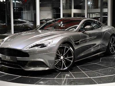 used Aston Martin Vanquish V12 6.0 2dr