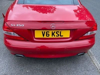 used Mercedes SL350 SL Class 3.57G-Tronic 2dr