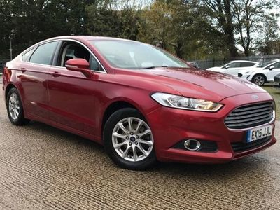 used Ford Mondeo 2.0 TDCi ECOnetic Zetec 5dr