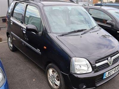 used Vauxhall Agila 1.2 Design