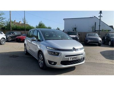 used Citroën Grand C4 Picasso 1.6 BlueHDi Selection 5dr Diesel Estate