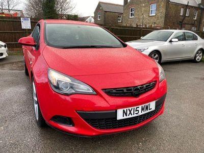 used Vauxhall Astra GTC Gtc 1.4i Turbo Sport (s/s) 3dr