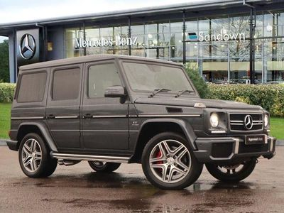 used Mercedes G63 AMG G Class AMG4MATIC
