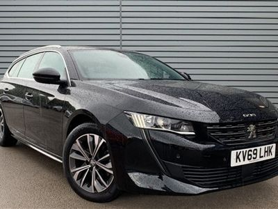 used Peugeot 508 SW 1.5 BlueHDi Allure EAT (s/s) 5dr