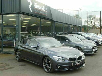 used BMW 420 4 Series d [190] xDrive M Sport 5dr [Professional Media]