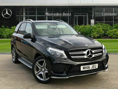 used Mercedes GLE250 GLE4Matic AMG Line Premium 5dr 9G-Tronic Auto
