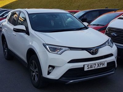 used Toyota RAV4 2.0 D-4D Business Edition Tss 5Dr 2Wd