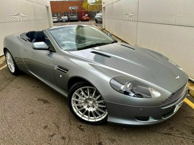 used Aston Martin DB9 V12 6.0 2dr
