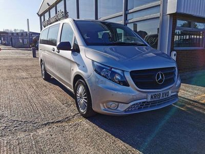 used Mercedes Vito 119 Cdi Select 8-Seater 7G-Tronic