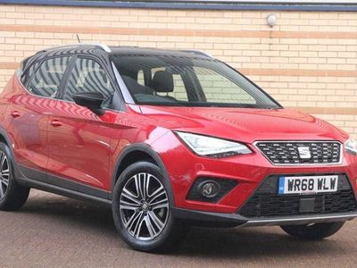 used Seat Arona 1.6 Tdi Xcellence 5Dr Dsg