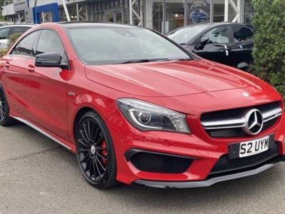 used Mercedes CLA45 AMG [381] 4Matic 5dr Tip Auto 2.0