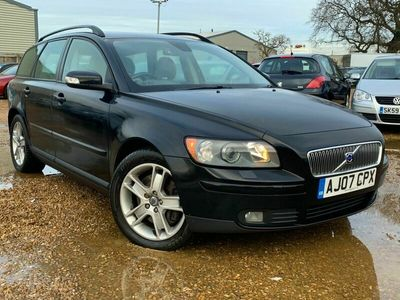 used Volvo V50 2.4 D5 SE Geartronic 5dr