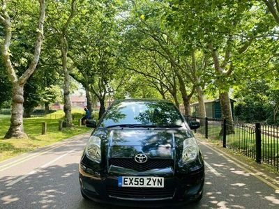 used Toyota Yaris Hatchback 1.33 VVT-i TR (6speed) 5d