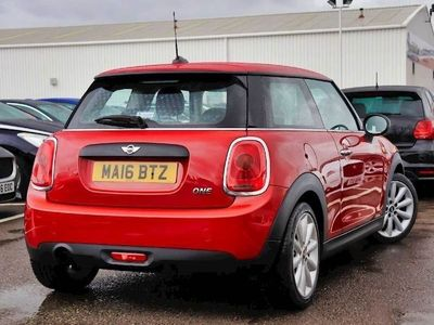 used Mini ONE Hatch1.2 3dr Pepper Pack Visual Boost 17in All
