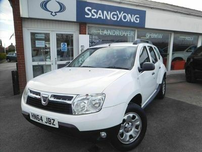 used Dacia Duster 1.5 dCi Ambiance 4WD 5dr