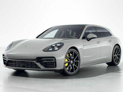used Porsche Panamera Turbo S Sport Turismo