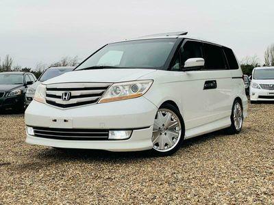 used Honda Elysion 3.5 V-TECH V6 AUTO PRESTIGE SUNROOFS 7 SEATER MPV GRADE 4 5-Door