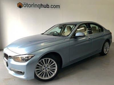 used BMW 330 3 Series 3.0 d Luxury Sport Auto xDrive (s/s) 4dr