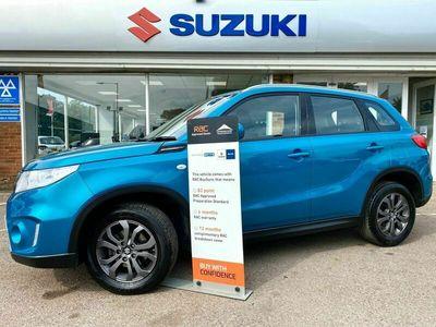 used Suzuki Vitara 1.6 SZ4