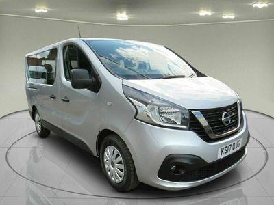 used Nissan NV300 Dci Tekna L1h1 W/V 1.6 6dr Window Van Manual Diesel