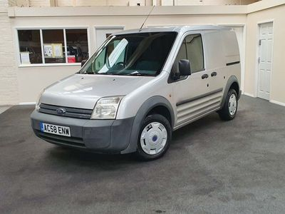 used Ford Transit Connect 1.8 TDCi T220 Crew L 4dr
