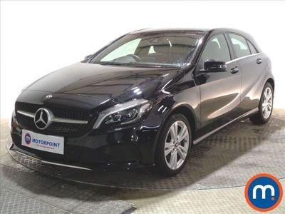 used Mercedes A200 A CLASS 2017 GlasgowSport Premium Plus 5dr Auto