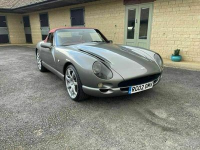 used TVR Chimaera 4.5 2dr