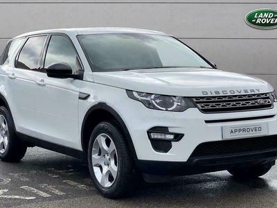 used Land Rover Discovery Sport SW SPECIAL EDITIONS 2.0 TD4 Pure 5dr [5 seat]
