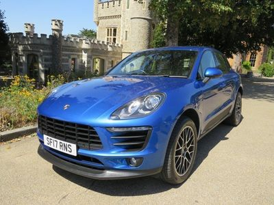 used Porsche Macan S PDK 3.0 5dr