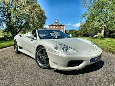 used Ferrari 360 3.6 Spider 2dr